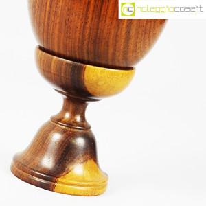 Uovo grande in legno con base (7)