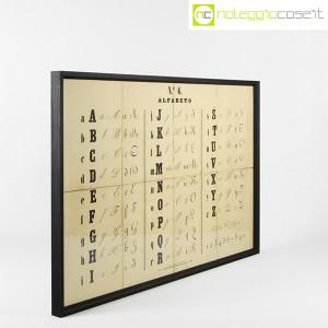 Alfabeto, tavola didattica (2)