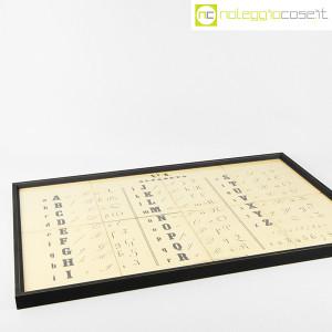Alfabeto, tavola didattica (4)