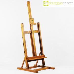 Cavalletto vintage per pittore (da tavolo) (1)