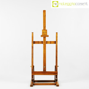 Cavalletto vintage per pittore (da tavolo) (2)