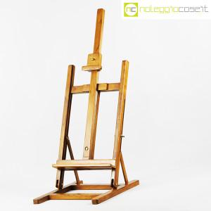 Cavalletto vintage per pittore (da tavolo) (3)