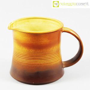 Ceramiche Bucci, grande brocca versatoio, Franco Bucci (1)