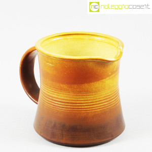 Ceramiche Bucci, grande brocca versatoio, Franco Bucci (2)