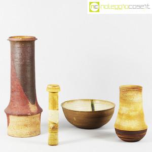 Ceramiche Franco Pozzi, vaso grande serie Rustica, Ambrogio Pozzi (9)