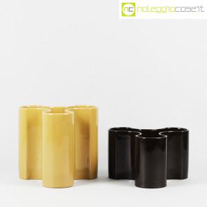 Ceramiche componibili trifoglio colorate (2)