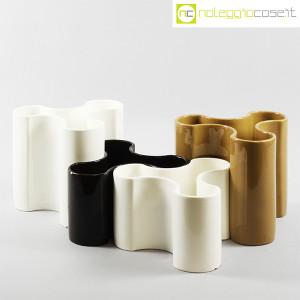 Ceramiche componibili trifoglio colorate (9)