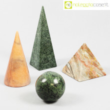 Forme geometriche in marmo