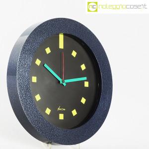 Lorenz, orologio da muro NEOS 08, George Sowden, Nathalie Du Pasquier (2)