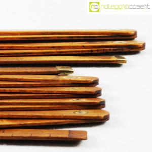 Metri pieghevoli vintage in legno (9)