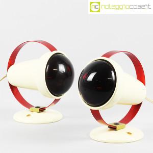 Philips, lampade Infraphil (struttura rossa) (1)