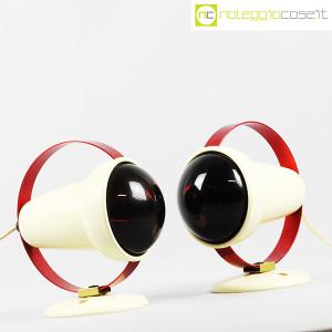 Philips, lampade Infraphil (struttura rossa) (3)
