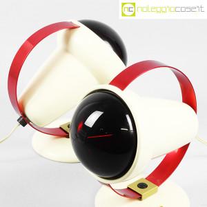 Philips, lampade Infraphil (struttura rossa) (4)