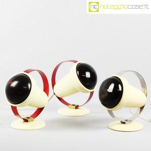 Philips, lampade Infraphil (struttura rossa) (9)