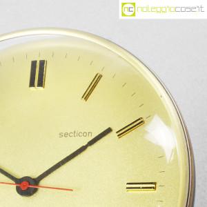 Secticon, orologio da tavolo C1, Angelo Mangiarotti (8)