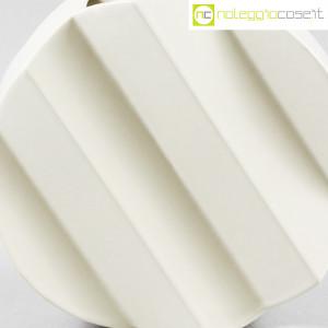 Sele Arte Ceramiche, vaso bianco tondo Zig-Zag (5)