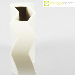 Sele Arte Ceramiche, vaso bianco tondo Zig-Zag (7)