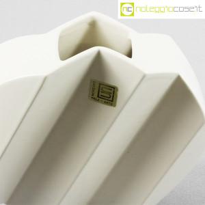 Sele Arte Ceramiche, vaso bianco tondo Zig-Zag (8)
