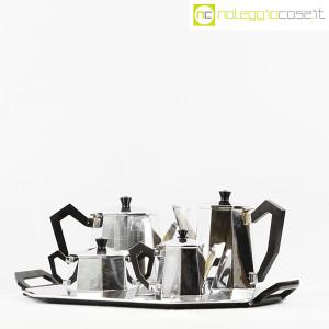 Alfra-Alessi, servizio da tè e caffè Ottagonale, Carlo Alessi (3)