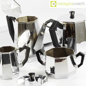 Alfra-Alessi, servizio da tè e caffè Ottagonale, Carlo Alessi (7)