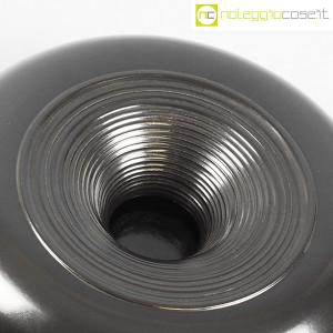 Ceramiche Bucci, grande centrotavola nero, Franco Bucci (5)