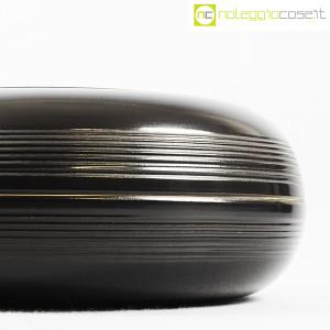 Ceramiche Bucci, grande centrotavola nero, Franco Bucci (6)