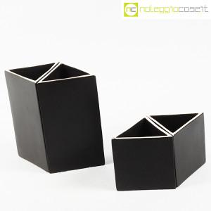 Ceramiche Franco Pozzi, portaoggetti serie Triangoli, Ambrogio Pozzi (3)