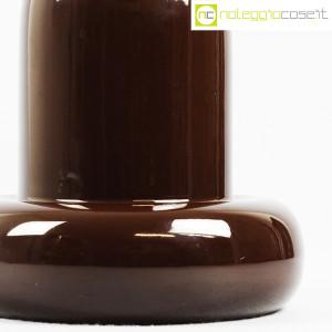 Ceramiche Franco Pozzi, vaso in ceramica marrone, Ambrogio Pozzi (6)