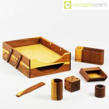 Complementi da scrivania in legno