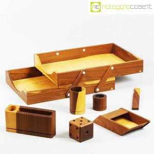Complementi da scrivania in legno (3)