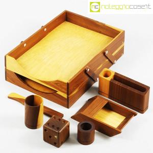 Complementi da scrivania in legno (4)