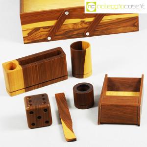 Complementi da scrivania in legno (6)