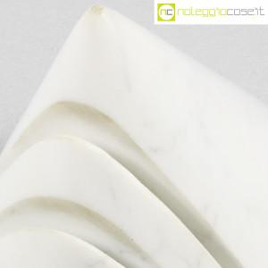 Cono porta lettere in marmo bianco (6)