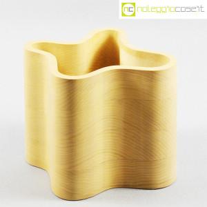 Form Albicantes, vaso contenitore in pioppo mod. Venus (1)