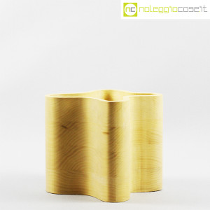 Form Albicantes, vaso contenitore in pioppo mod. Venus (2)
