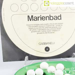 Gabbianelli, gioco da tavolo Marienbad, Ennio Lucini (9)