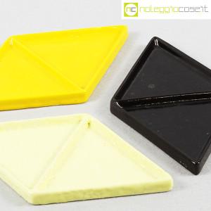 Lenci Ceramiche, set posacenere componibile (5)