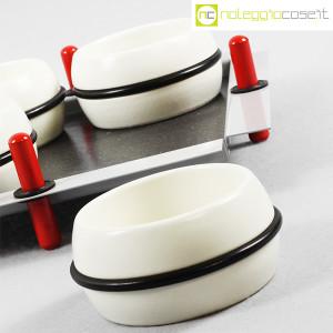 Mas Ceramiche, set tazze con vassoio, Massimo Materassi (5)