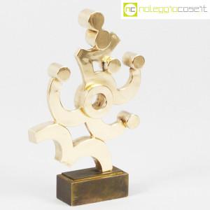 Mastroianni Umberto, scultura multiplo in bronzo (1)