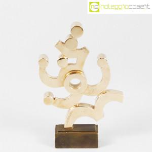 Mastroianni Umberto, scultura multiplo in bronzo (2)