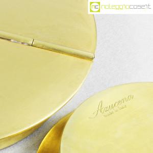 Azucena, coppia posacenere ottone mod. OG7 Marcel, Luigi Caccia Dominioni (8)