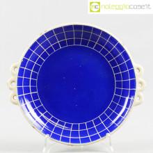 Ceramiche Umbertide centrotavola blu