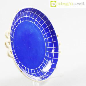 Ceramiche Pucci Umbertide, centrotavola piatto a fondo blu (3)