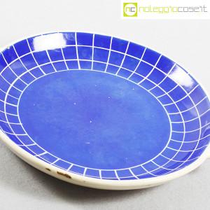 Ceramiche Pucci Umbertide, centrotavola piatto a fondo blu (5)