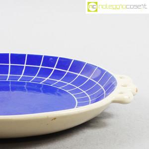 Ceramiche Pucci Umbertide, centrotavola piatto a fondo blu (7)