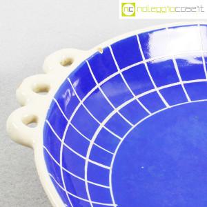Ceramiche Pucci Umbertide, centrotavola piatto a fondo blu (8)