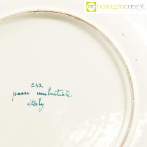 Ceramiche Pucci Umbertide, centrotavola piatto a fondo blu (9)