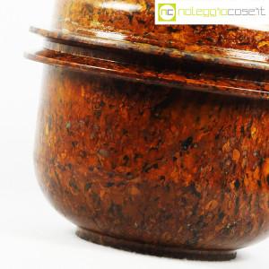Contenitore grande in bachelite con tappo (7)
