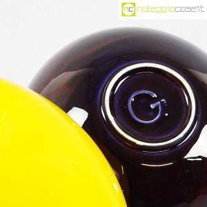 Gabbianelli, set sfere in ceramica grandi (8)