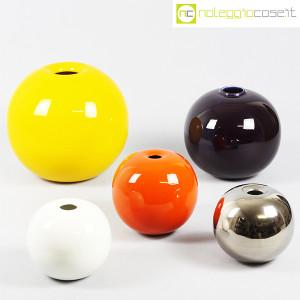 Gabbianelli, set sfere in ceramica grandi (9)
